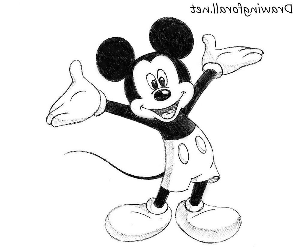 mickey mouse for painting mickey mouse wants to try to paint coloring pages painting mouse for mickey