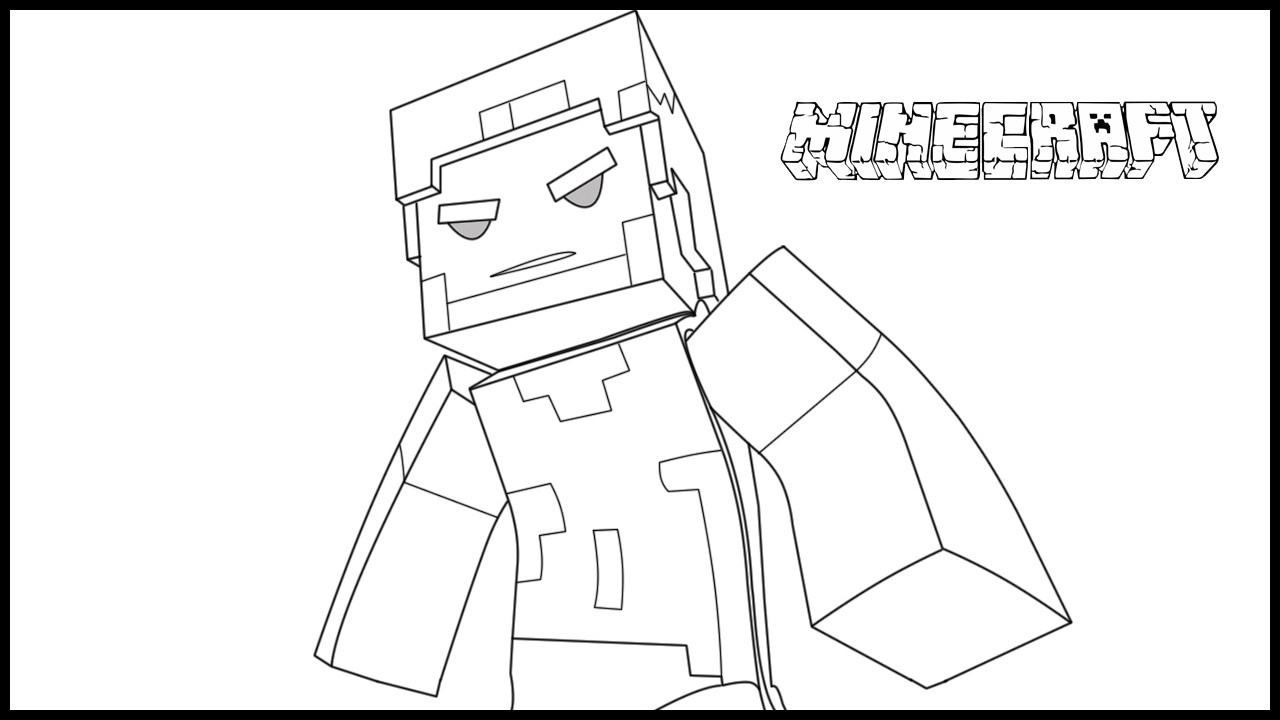minecraft pictures to print of herobrine a minecraft world coloring page valentine coloring pages herobrine minecraft print to pictures of