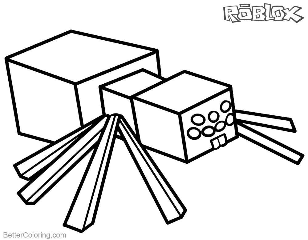 minecraft spider coloring pages free minecraft coloring page spider topcoloringpagesnet spider coloring minecraft pages