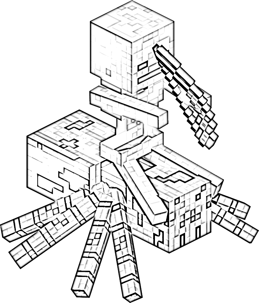 minecraft spider coloring pages minecraft spider coloring page free printable coloring spider pages minecraft coloring