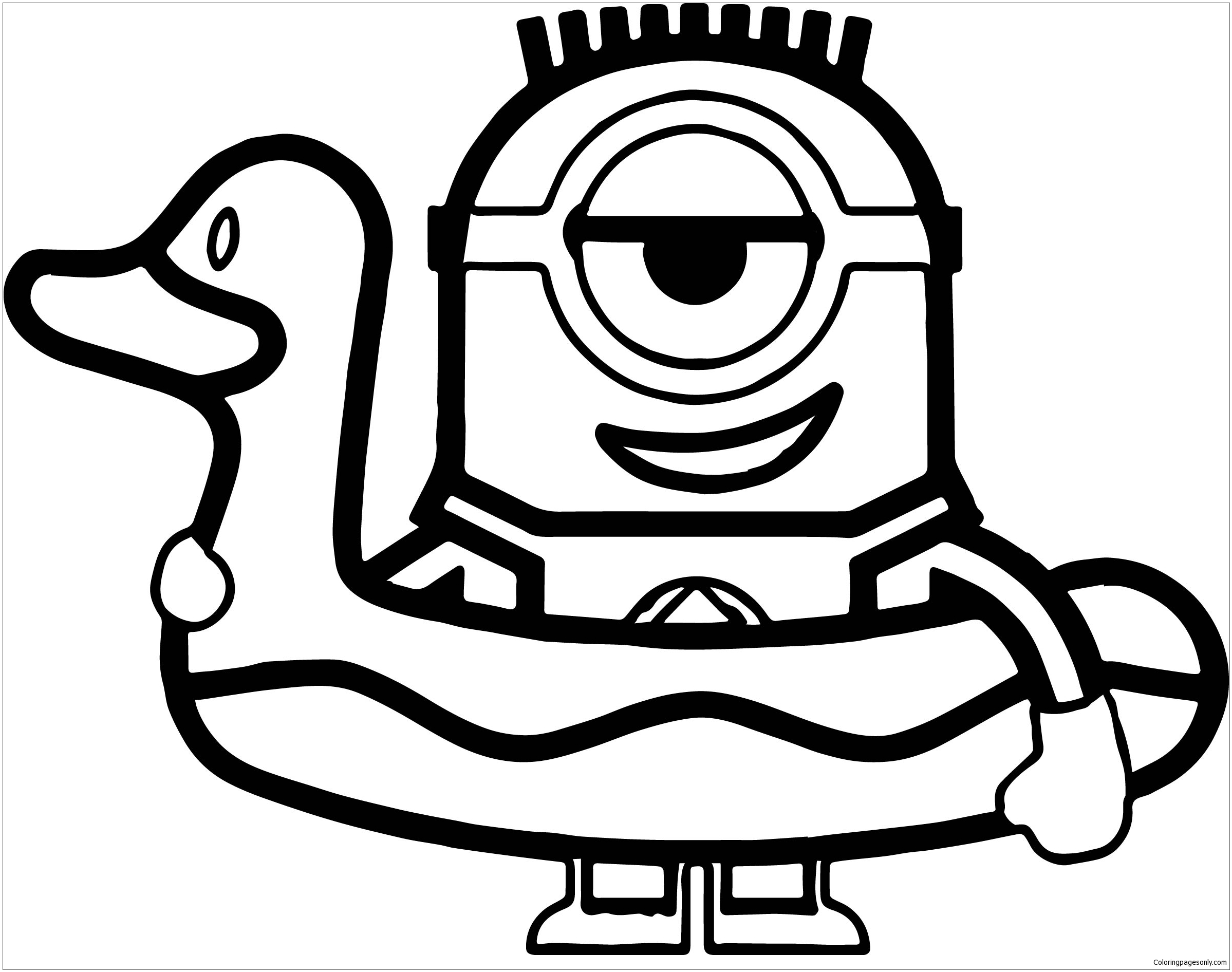 minion colouring page coloring pages of minions baby kevin coloring pages for kids colouring minion page