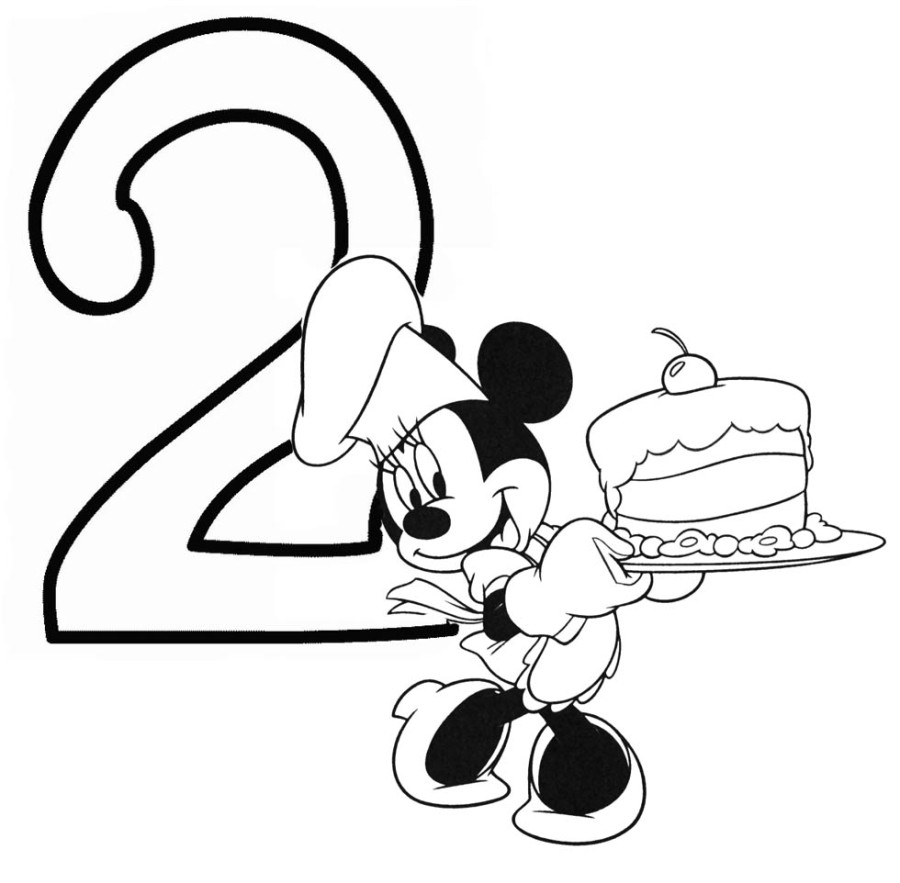 minnie mouse coloring pages birthday free disney minnie mouse coloring pages mouse minnie birthday coloring pages