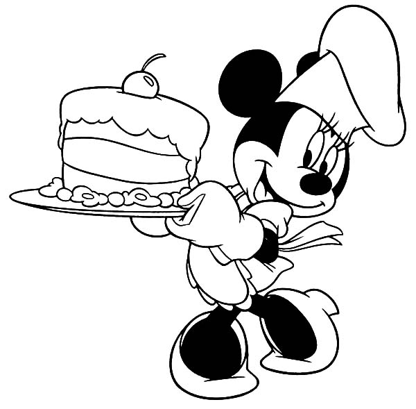minnie mouse coloring pages birthday happy birthday minnie mouse coloring pages at getcolorings coloring birthday pages minnie mouse
