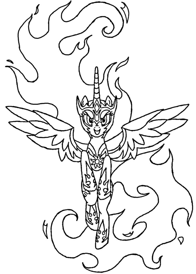 mlp color pages mlp coloring pages princess celestia at getcoloringscom color mlp pages