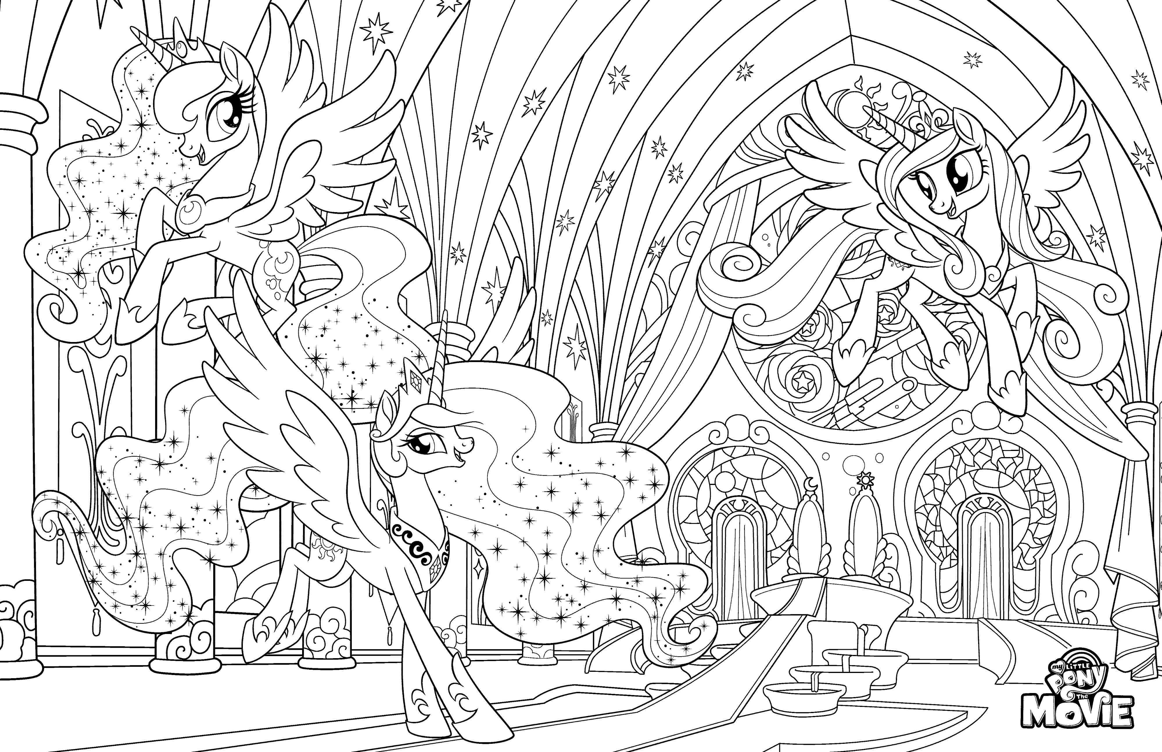 mlp color pages my little pony mermaid coloring pages vingel pages color mlp