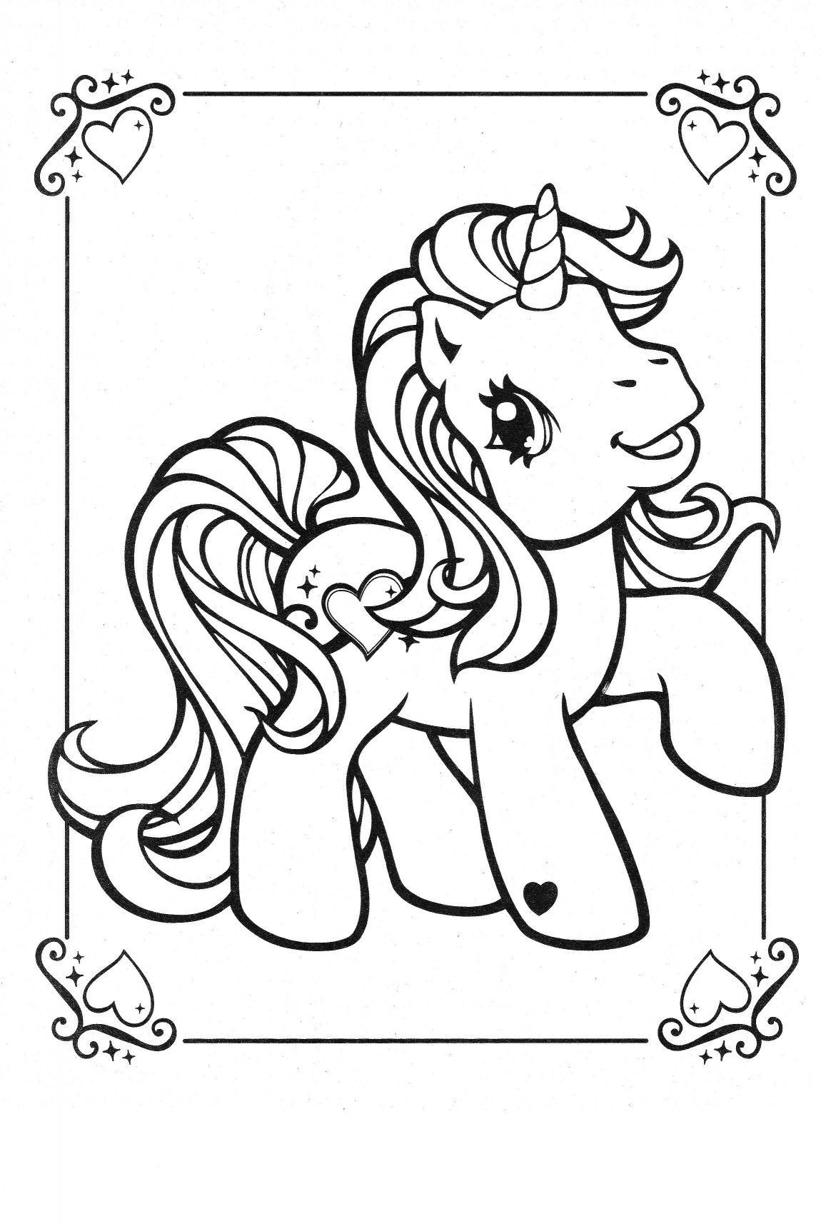 mlp color pages my little pony sweetie belle coloring pages at pages color mlp