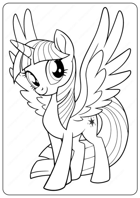 mlp printouts ponies from ponyville coloring pages free printable printouts mlp