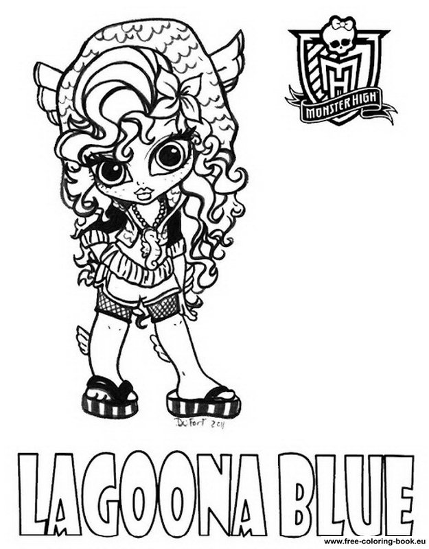 monster high free printable coloring pages free printable monster high coloring pages monster high pages printable high coloring free monster