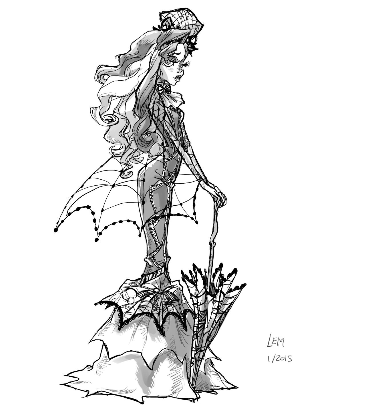 monster high picture a few sketches i did for the monster high the best picture monster high