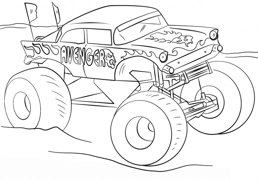 monster jam pictures to color 10 monster jam coloring pages to print color jam monster pictures to