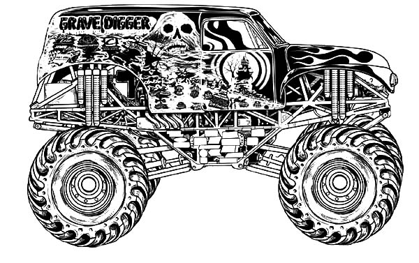 monster jam pictures to color free printable monster truck coloring pages printable jam color to monster pictures