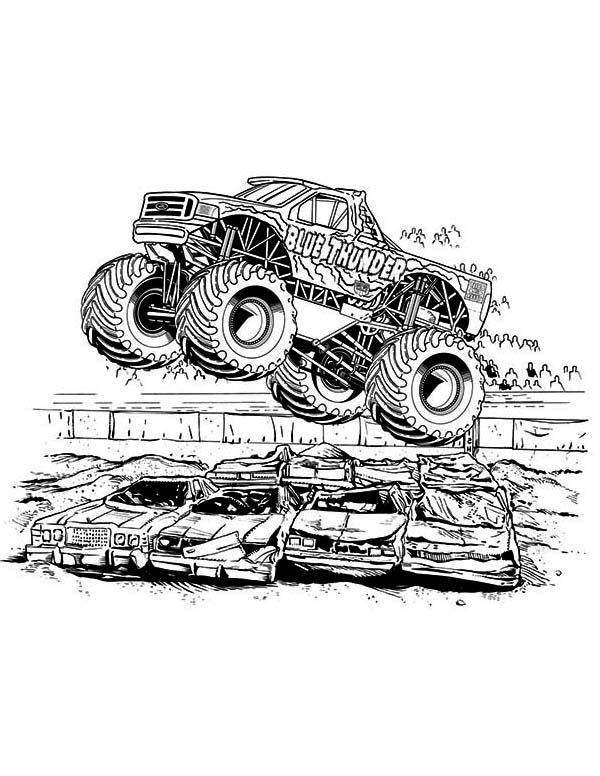 monster jam pictures to color monster jam coloring pages coloring pages for kids jam to pictures color monster