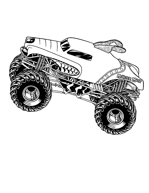 monster jam pictures to color monster jam coloring pages monstertrucks cartoons genial to monster pictures color jam