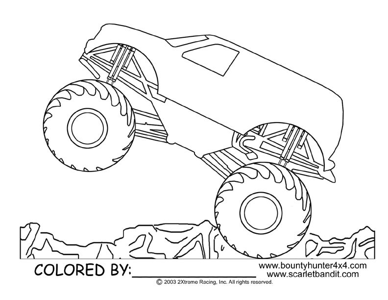 monster jam pictures to color monster jam coloring pages printable to jam monster color pictures