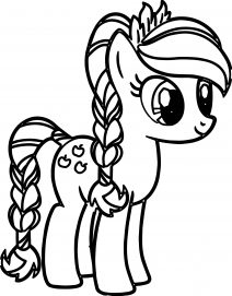 my little pony drawing pages how to draw a my little pony easy step by step for beginners pony my pages little drawing