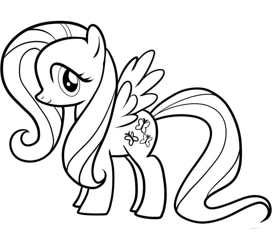 my little pony drawing pages kids under 7 my little pony coloring pages with images little pony my drawing pages