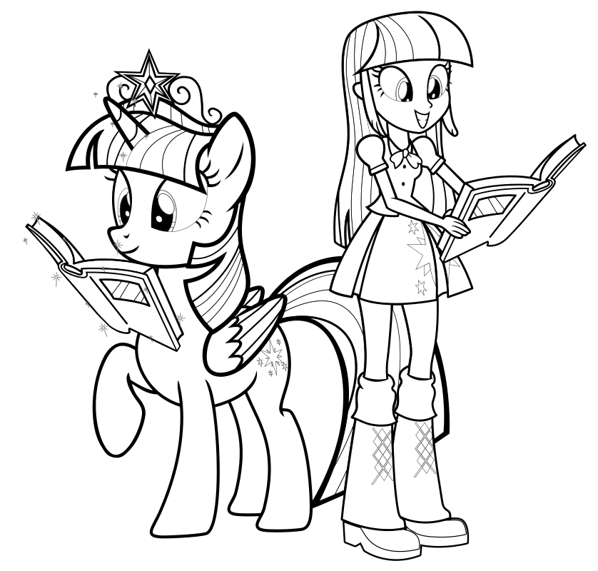 my little pony drawing pages my little pony girl coloring pages at getdrawings free pony little drawing my pages