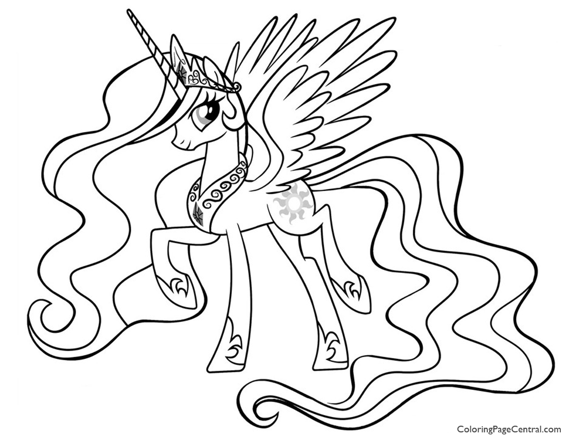 my little pony princess pictures my little pony princess celestia 01 coloring page pictures my pony princess little
