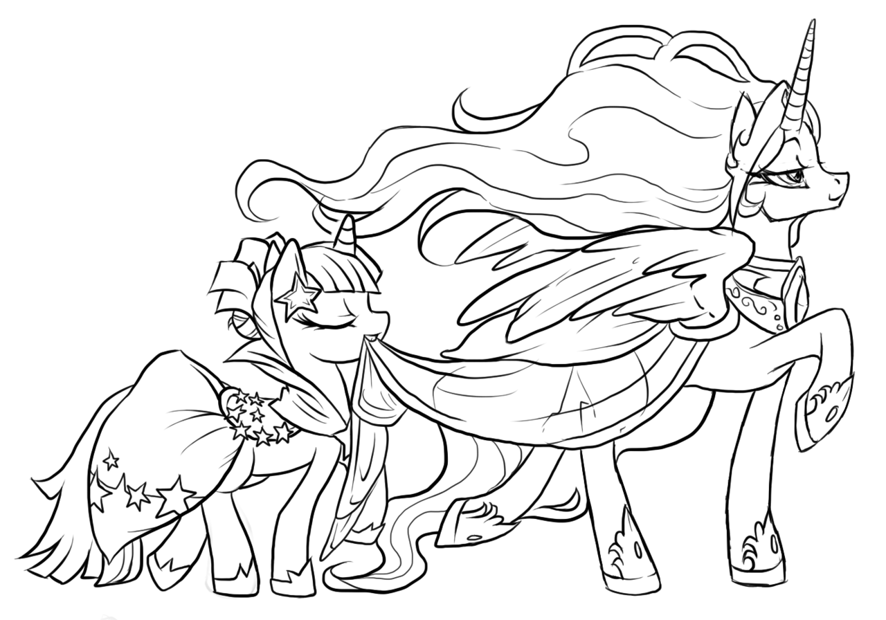 my little pony princess pictures princess celestia coloring pages best coloring pages for princess pony pictures my little