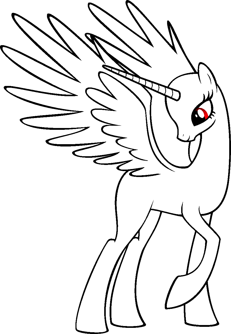 my little pony template my little pony drawing template at getdrawings free download my little pony template