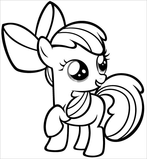 my little pony template my little pony drawing template at paintingvalleycom little template pony my