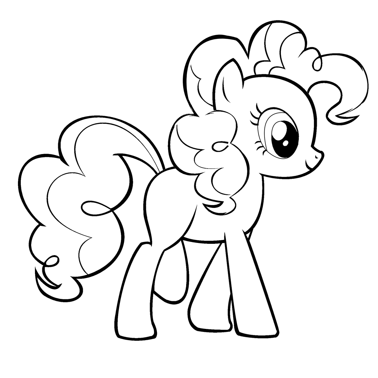 my little pony template my little pony drawing template at paintingvalleycom template my little pony