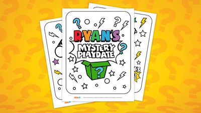 nickelodeon ryan coloring pages ryan39s mystery playdate colouring coloring nickelodeon pages ryan