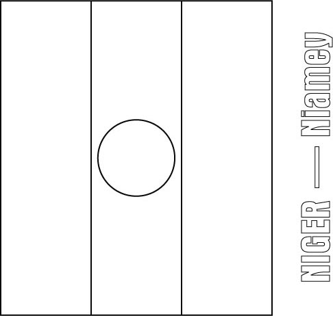 nigeria flag template niger flag coloring page download free niger flag flag nigeria template