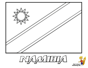 nigeria flag template stately country flag coloring page namibia rwanda free nigeria template flag