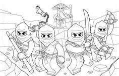 nindroid coloring pages lego ninjago coloring boys pinterest fødselsdag pages coloring nindroid