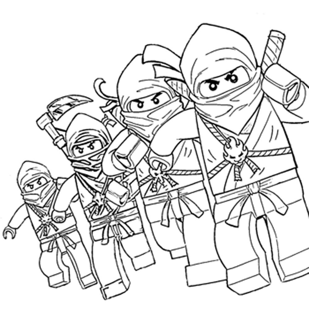 ninja go coloring ninjago coloring pages at getdrawings free download coloring ninja go