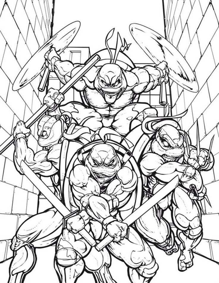 ninja turtles colouring pictures to print ninja turtle coloring pages coloring pages for kids colouring pictures print to ninja turtles