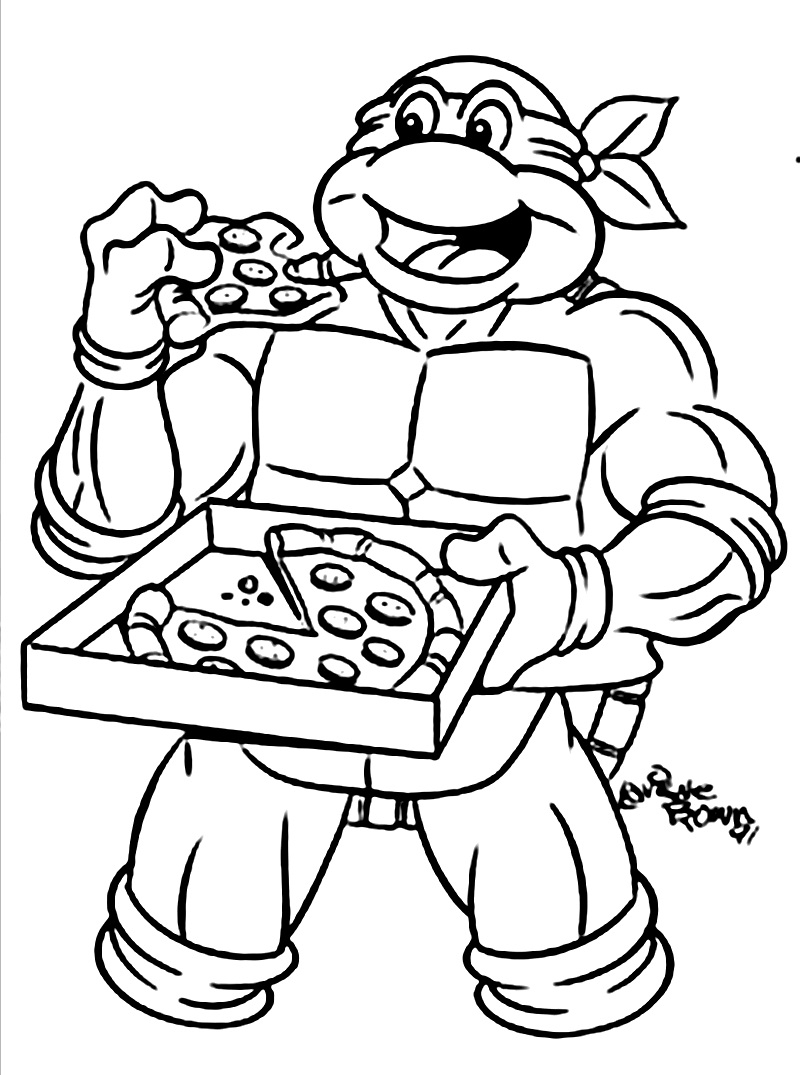ninja turtles colouring pictures to print ninja turtles coloring pages from animated cartoons of print pictures to ninja colouring turtles