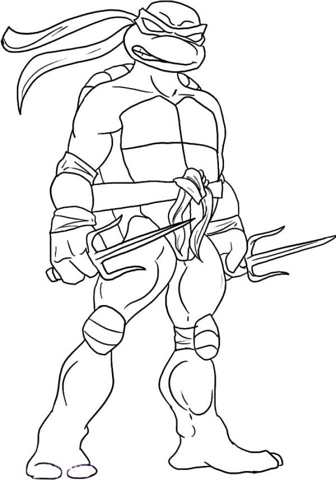 ninja turtles colouring pictures to print ninja turtles coloring pages printable di 2020 buku turtles to ninja pictures colouring print