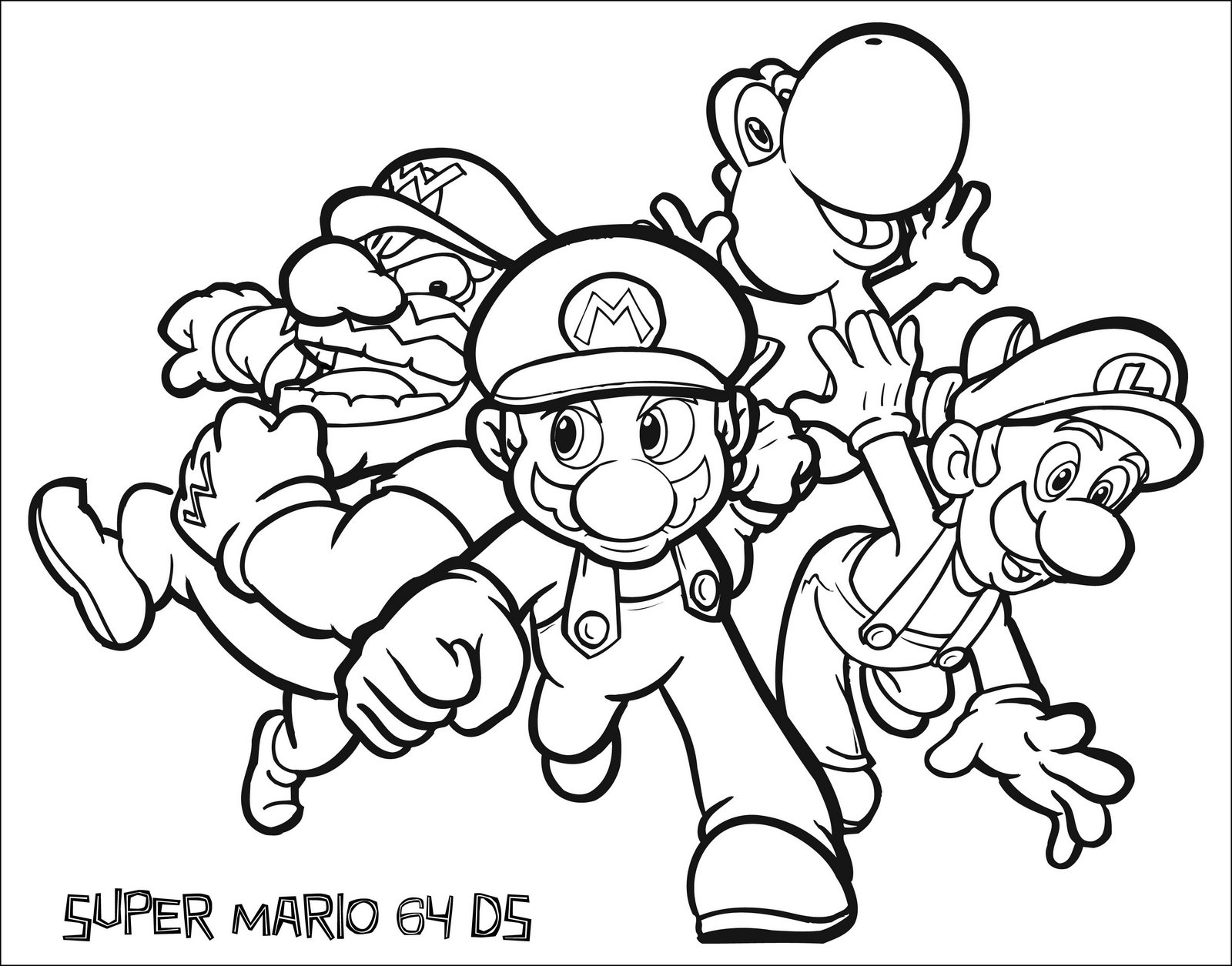 nintendo characters coloring pages nintendo coloring pages at getdrawings free download characters nintendo coloring pages