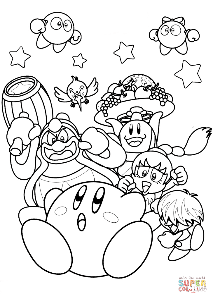 nintendo characters coloring pages splatoon 2 coloring pages at getcoloringscom free nintendo pages coloring characters