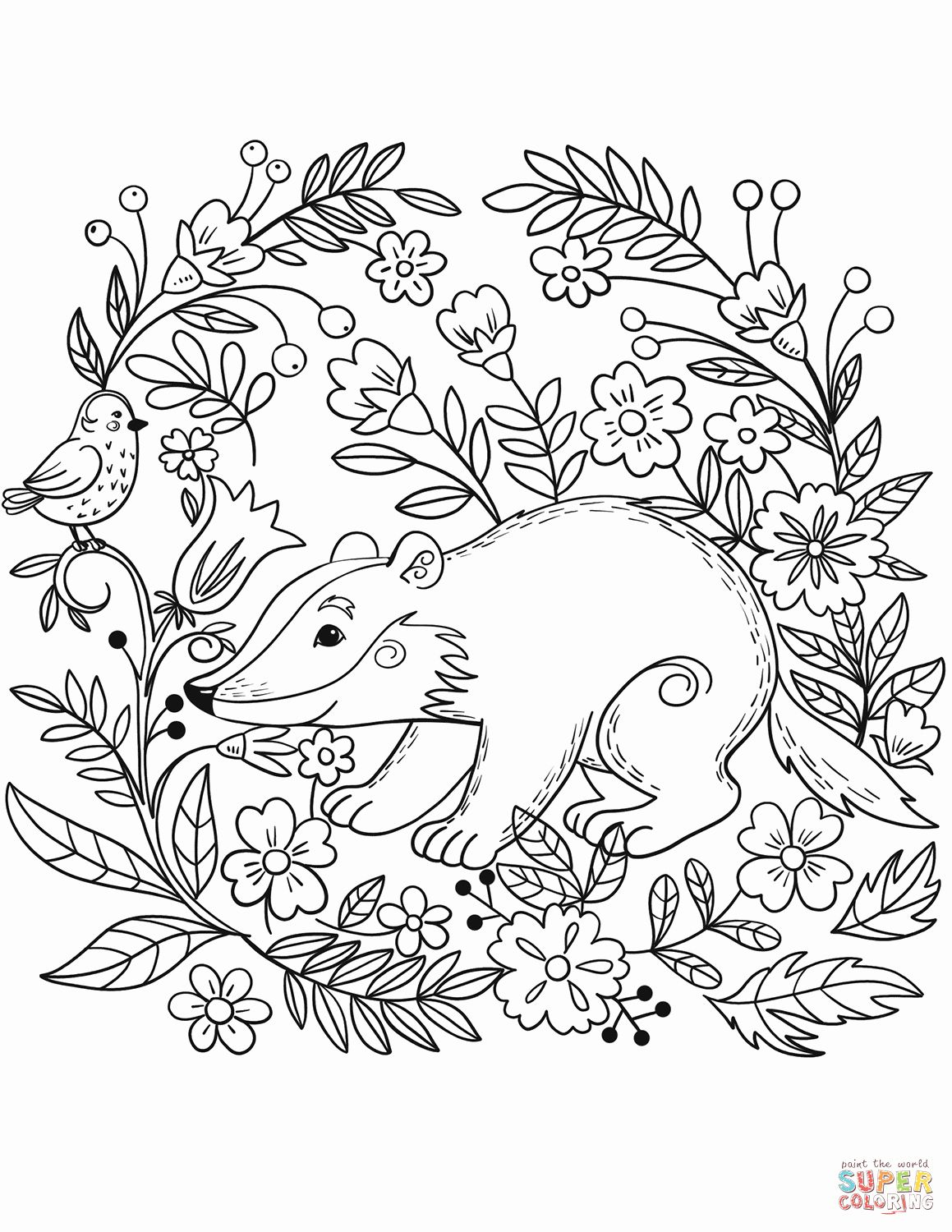nocturnal animals colouring nocturnal animals coloring page twisty noodle nocturnal animals colouring
