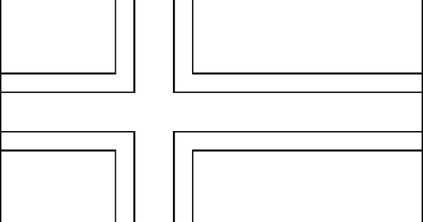 norway flag coloring page download denmark flag coloring page coloring wizards page norway flag coloring