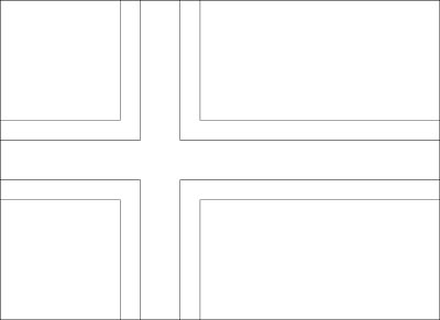 norway flag coloring page flag of norway coloring page norway coloring flag page