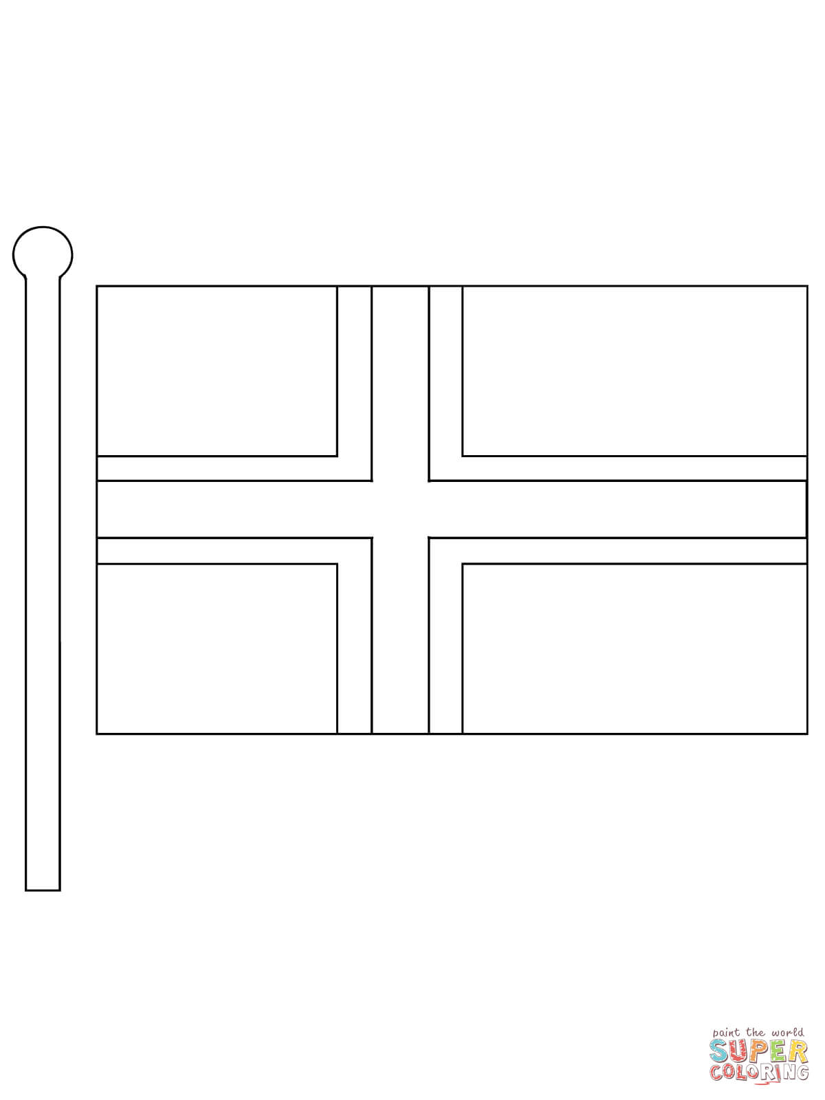 norway flag coloring page image result for denmark printable pages flag coloring page coloring flag norway