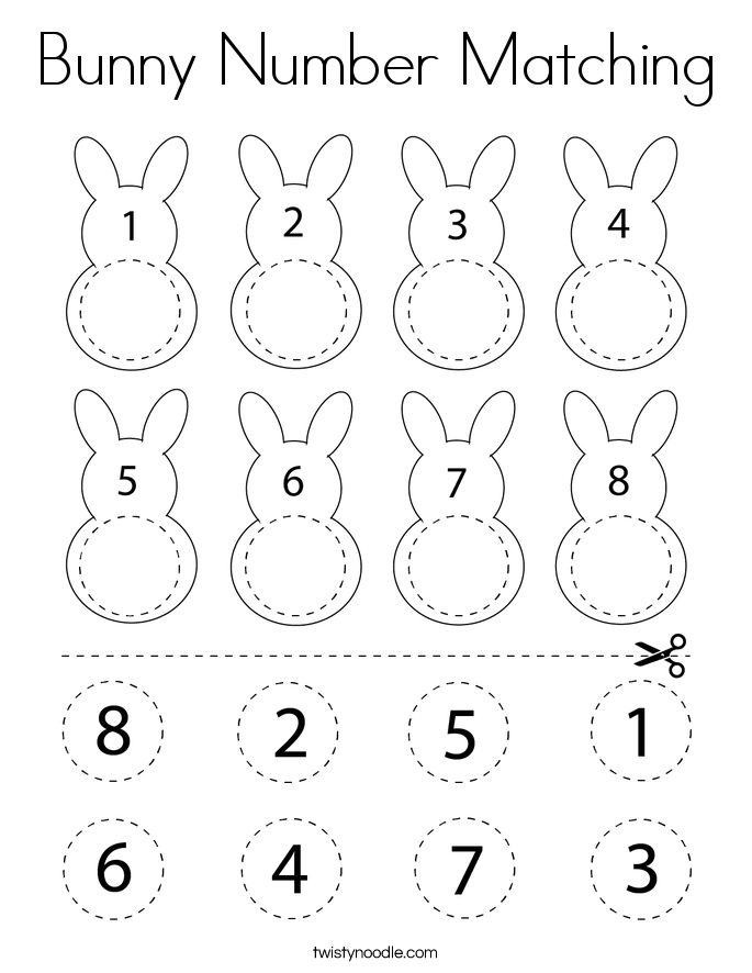 number matching coloring pages candy corn number matching coloring page twisty noodle pages matching coloring number
