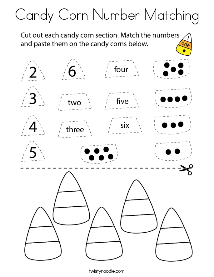 number matching coloring pages ice cream number matching coloring page d39nealian pages coloring matching number