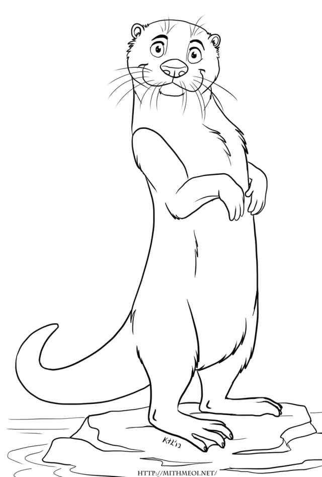 o is for otter coloring page o is for otter coloring page coloring home o is page coloring for otter