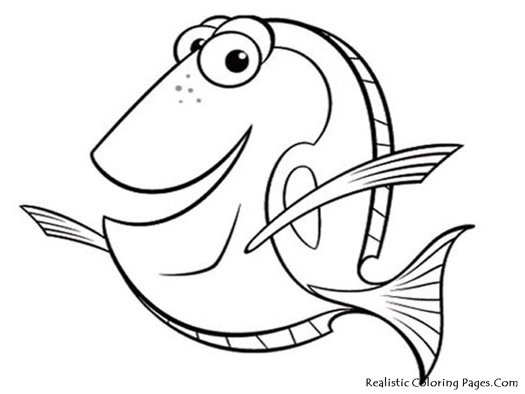 ocean fish coloring pages black and white fish drawing at getdrawings free download ocean coloring fish pages