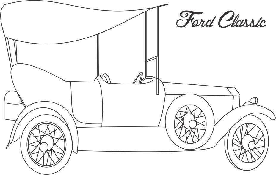 old fashioned car coloring pages an expensive old car coloring page coloring sky pages car fashioned coloring old
