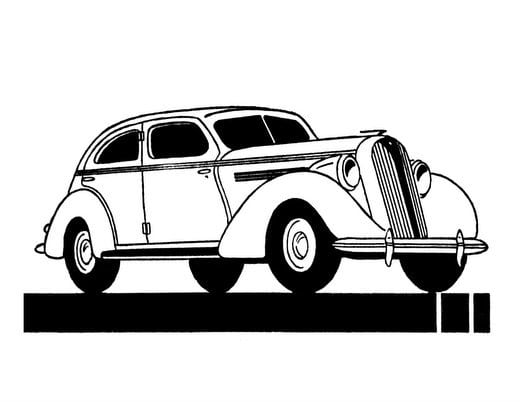 old fashioned car coloring pages coloring pages outline of cartoon cars coloring book for pages old fashioned car coloring