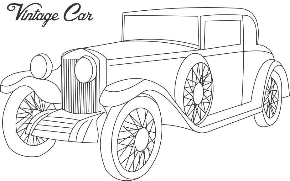 old fashioned car coloring pages old car coloring pages for kids transportation cars old coloring pages car fashioned