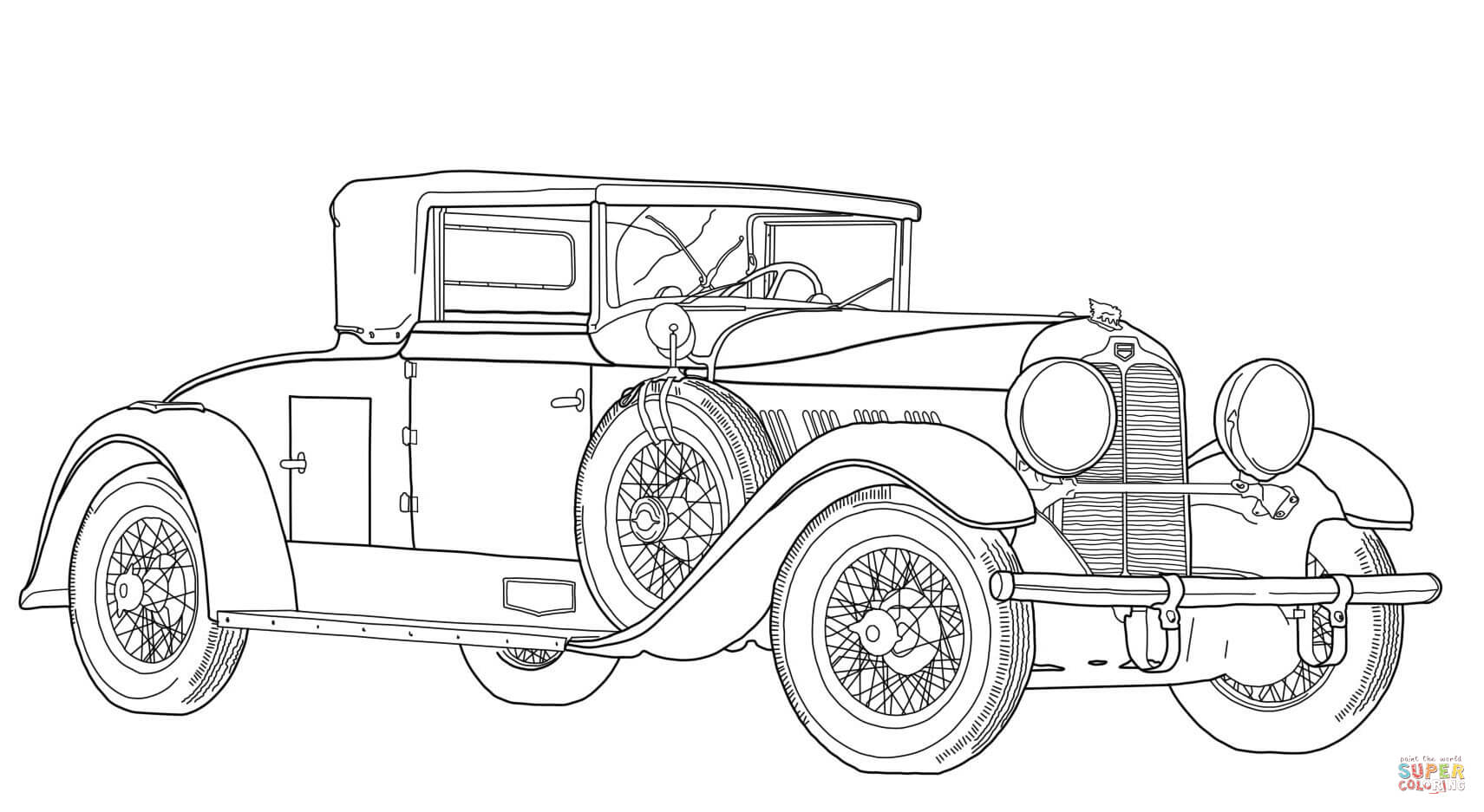 old fashioned car coloring pages old car line drawing sketch coloring page pages coloring old fashioned car
