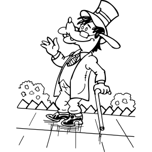 old man coloring pages dog as old man coloring page pages old coloring man