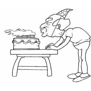 old man coloring pages old man cycler waving coloring sheet old coloring pages man